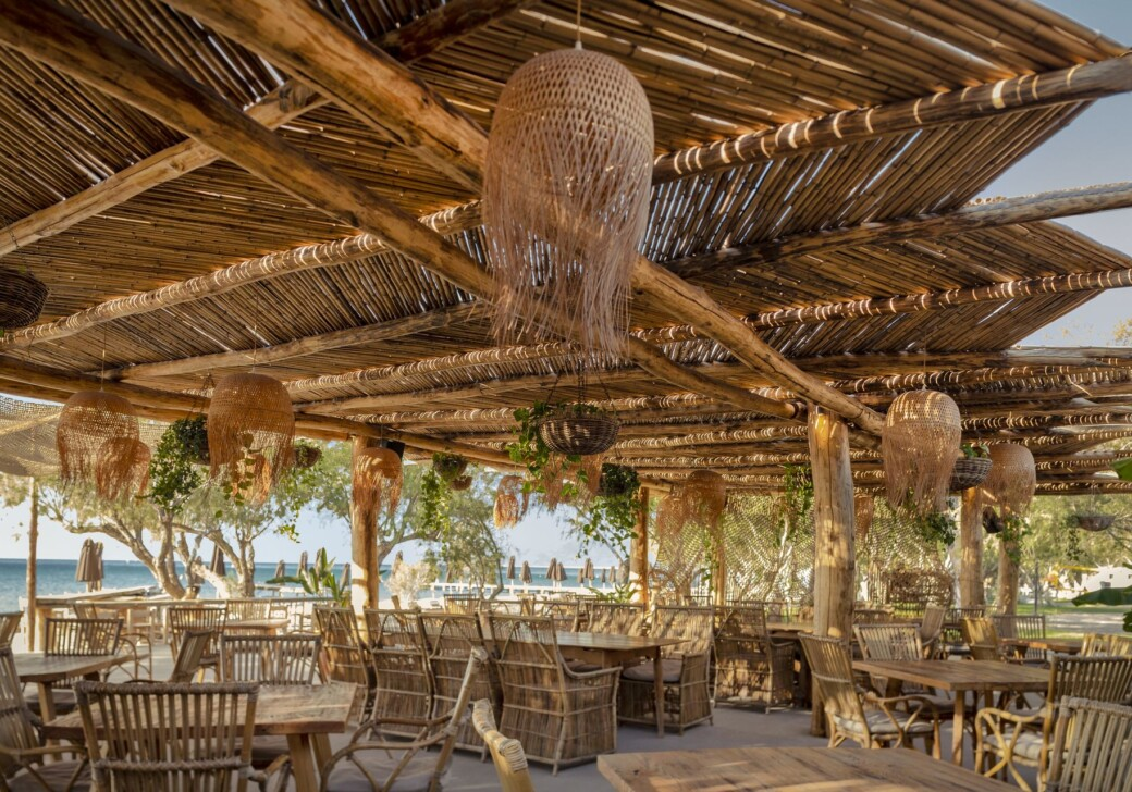Asterias Seaside Bear Bar is part of the facilities of our luxury hotels in Samos