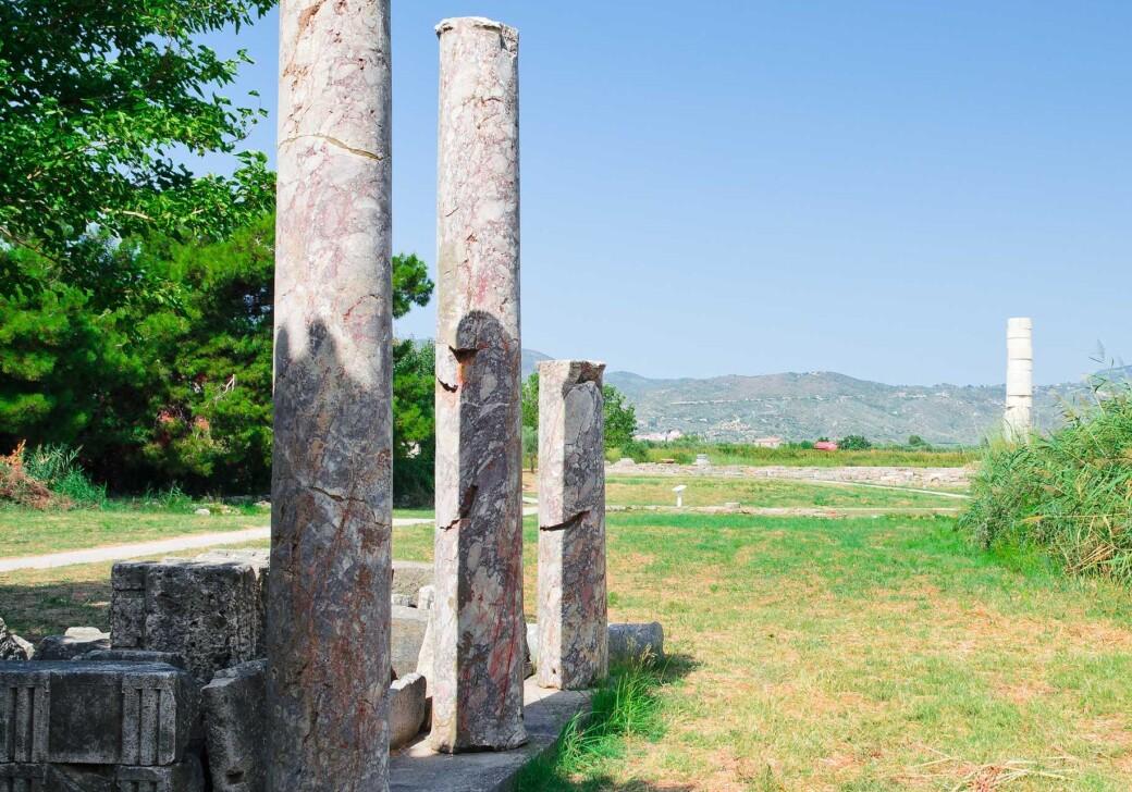Pythagoreion Unesco