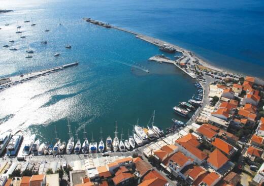 Holiday to Samos island and Pythagoreion port by Doryssa Hotels
